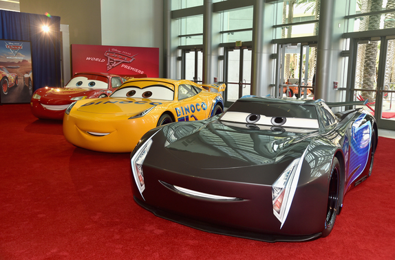 Cars 3 Premiere and After Party