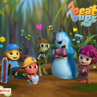 Beat Bugs on Netflix Rock