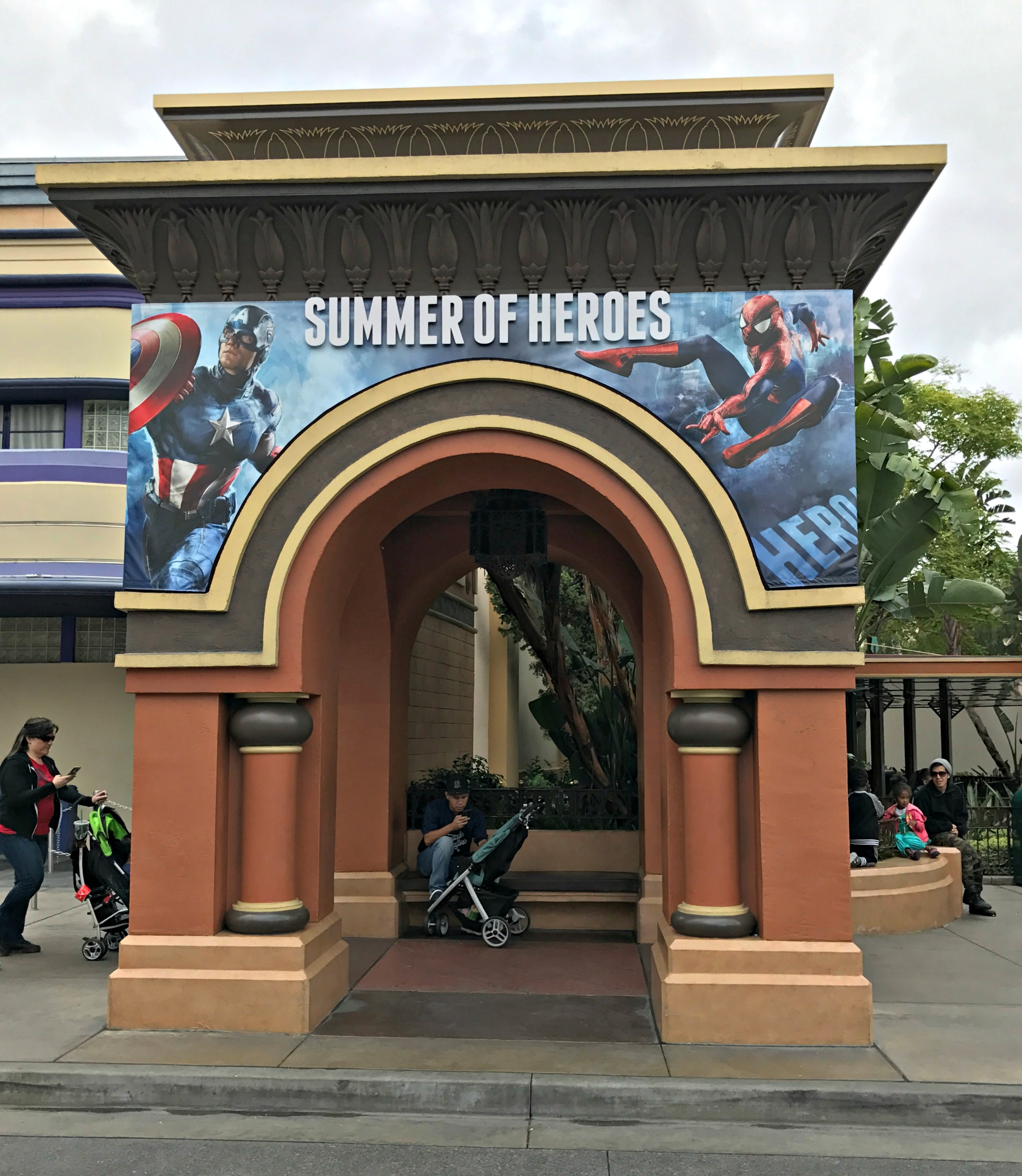 Disneyland Summer of Heroes