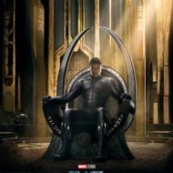 Marvel Studios' BLACK PANTHER – Teaser Trailer & Poster Now Available