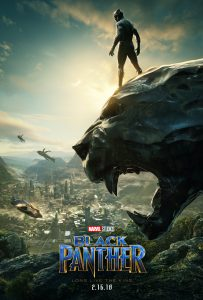 BLACK PANTHER – New Poster