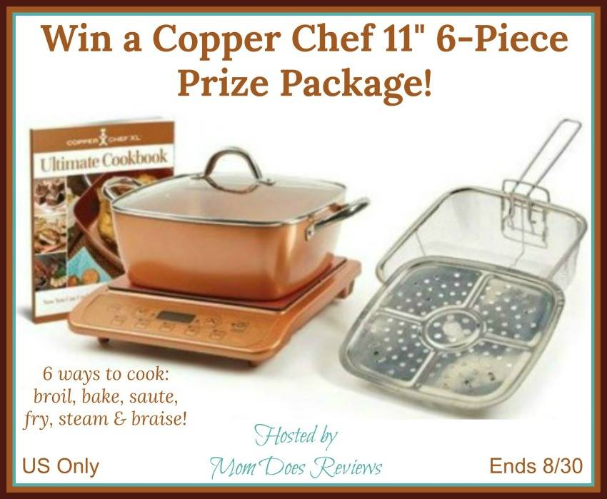 Copper Chef Giveaway