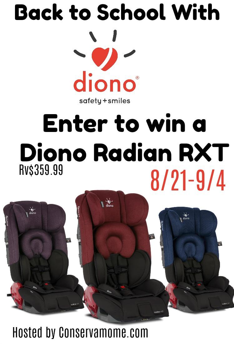 Diono Radian RXT