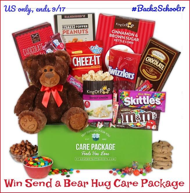 Send a Bear Hug Giveaway