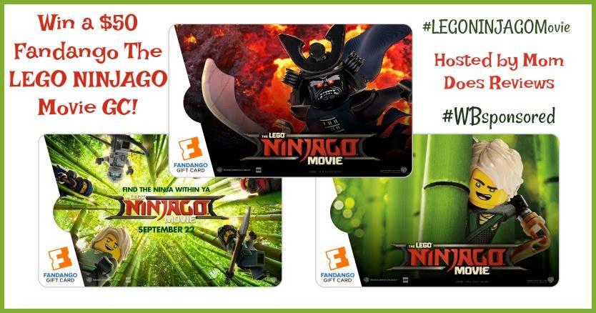 Lego Ninjago Giveaway