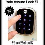 Yale Assure Lock Giveaway
