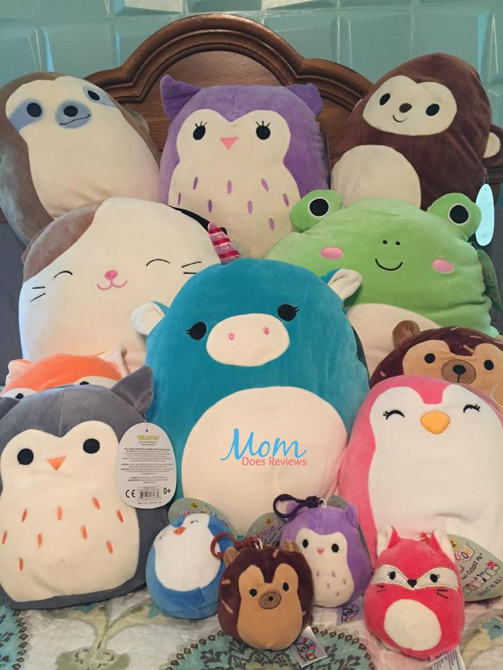 Squishmallows Giveaway
