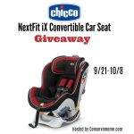 Chicco NextFit ix Giveaway