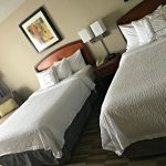 Staying at the Courtyard Marriott in Roseville, MN