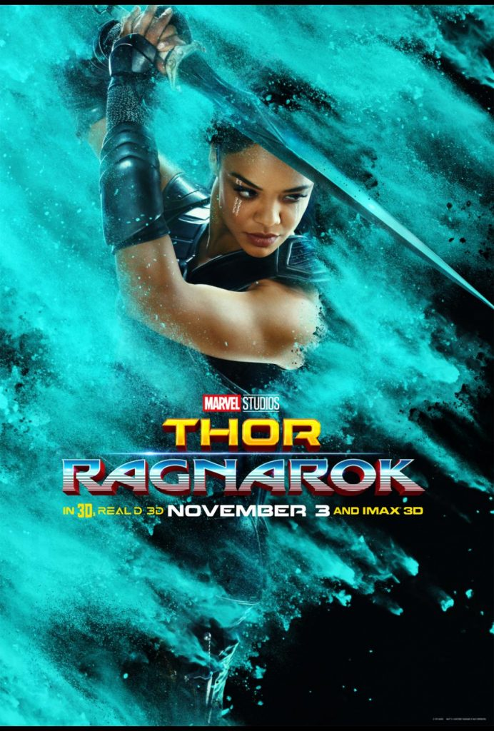 THOR: RAGNAROK Advance Tickets Now On Sale and New Posters Now Available