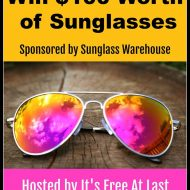 Sunglass Warehouse Giveaway