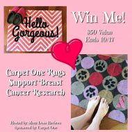 Carpet One Rug Giveaway