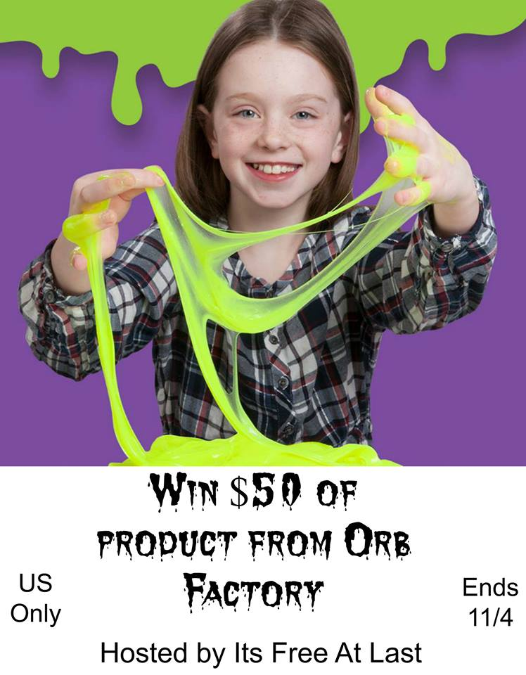 Orb Factory Giveaway