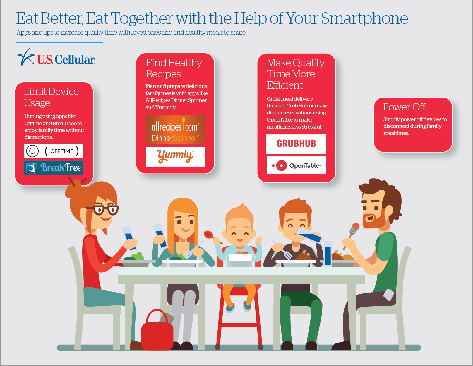 Eat Better, Eat Together Month