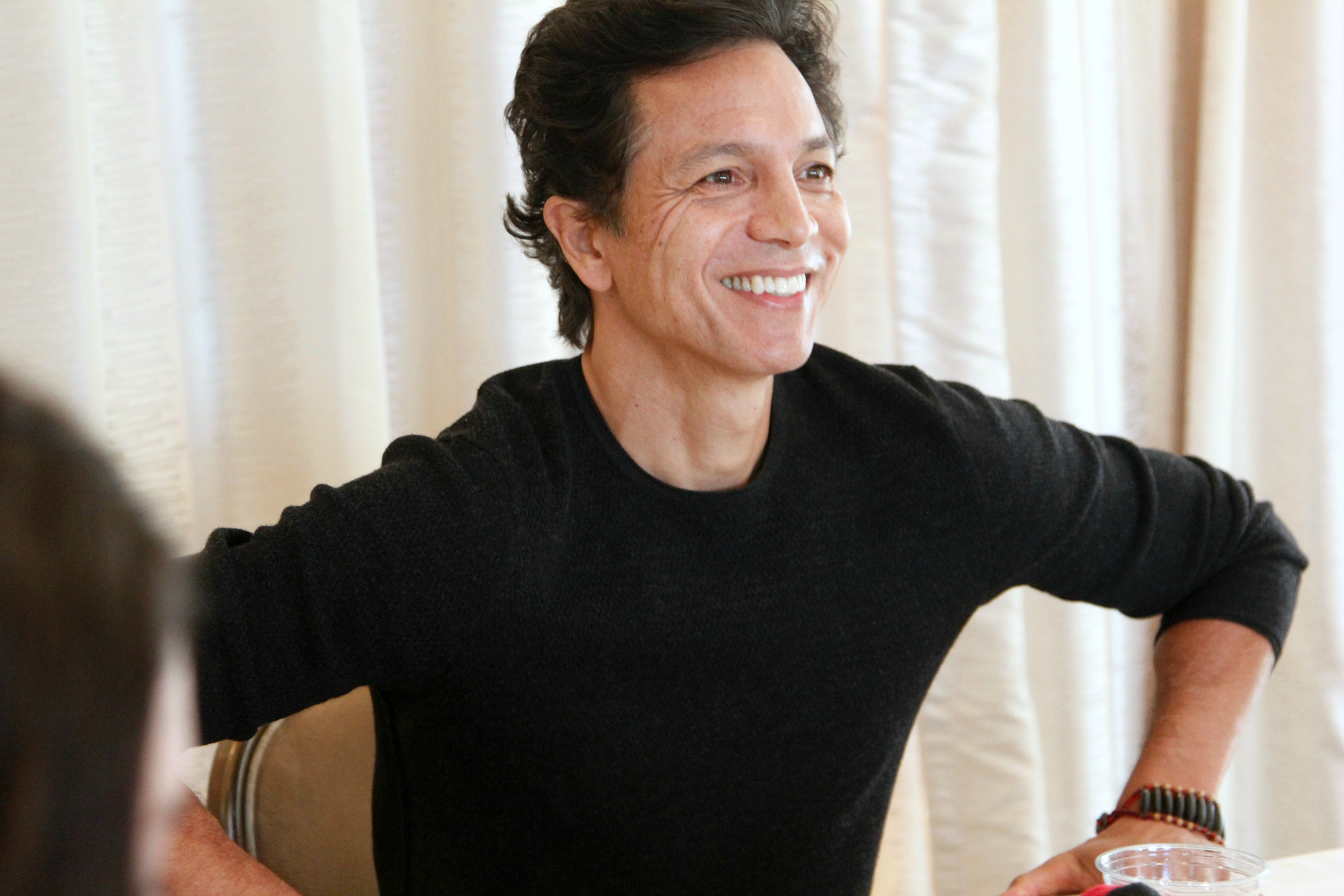 Chatting with Benjamin Bratt about Coco