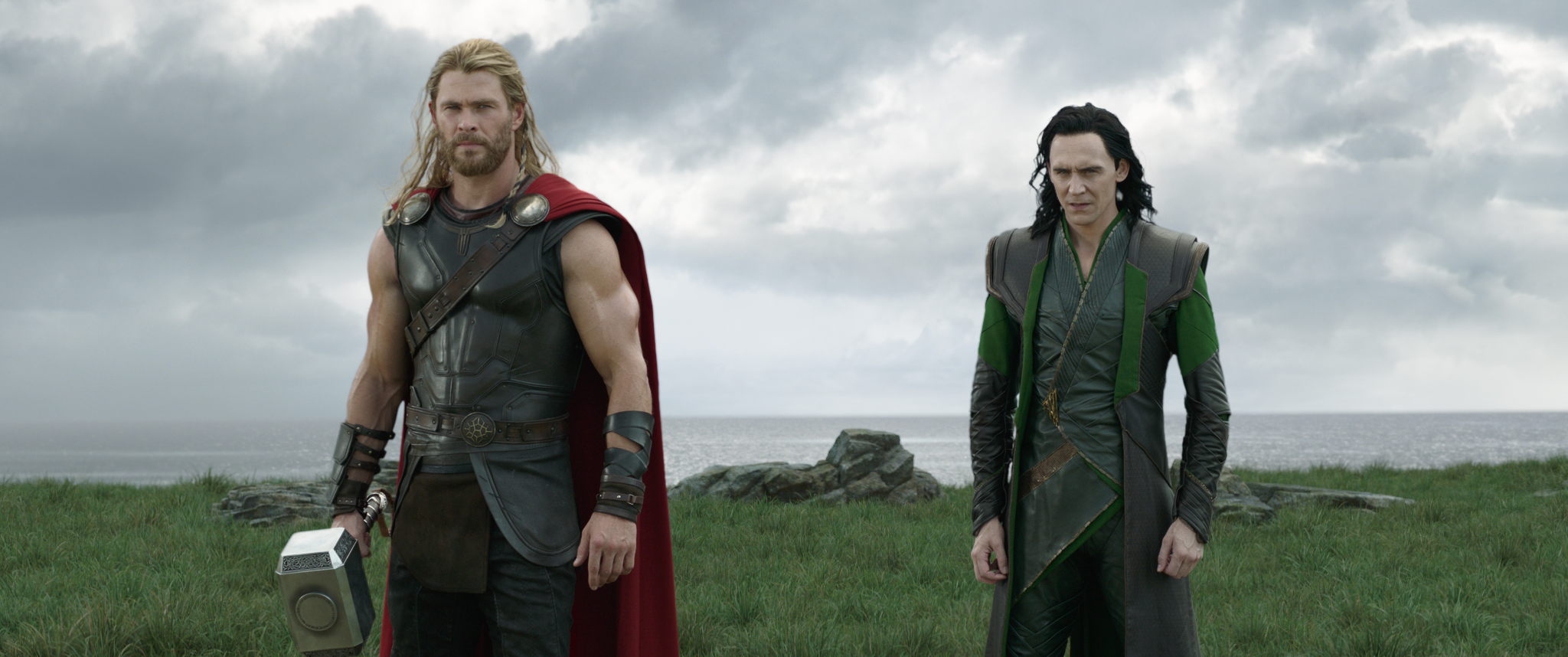 THOR: RAGNAROK - Now Playing in Theatres Everywhere