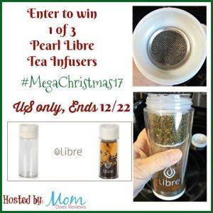 Pearl Libre Tea Infuser Giveaway