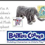 Ellema the Elephant Giveaway