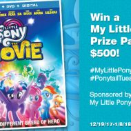My Little Pony Giveaway