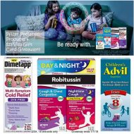 Pfizer Pediatrics Products Prize Package Giveaway
