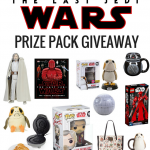 Star Wars: The Last Jedi Prize Pack Giveaway