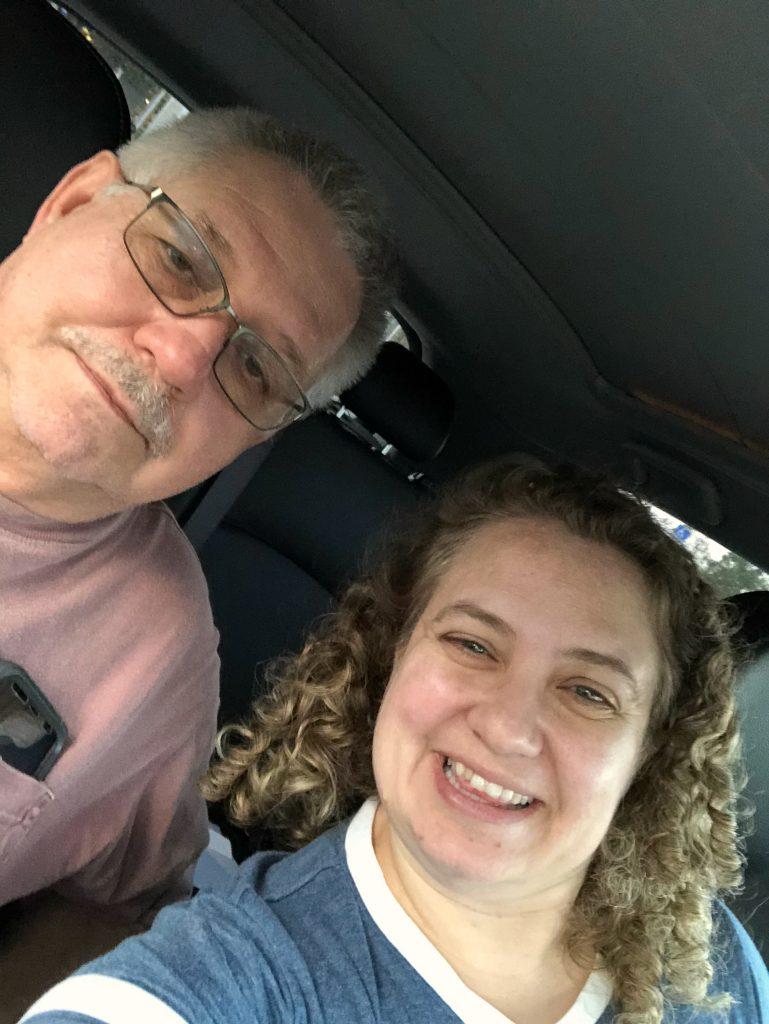 Road Trip with My Dad