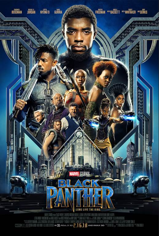 Marvel Studios' BLACK PANTHER - New Featurette
