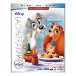 Signature Collection of Lady the Tramp on Blu-Ray Today