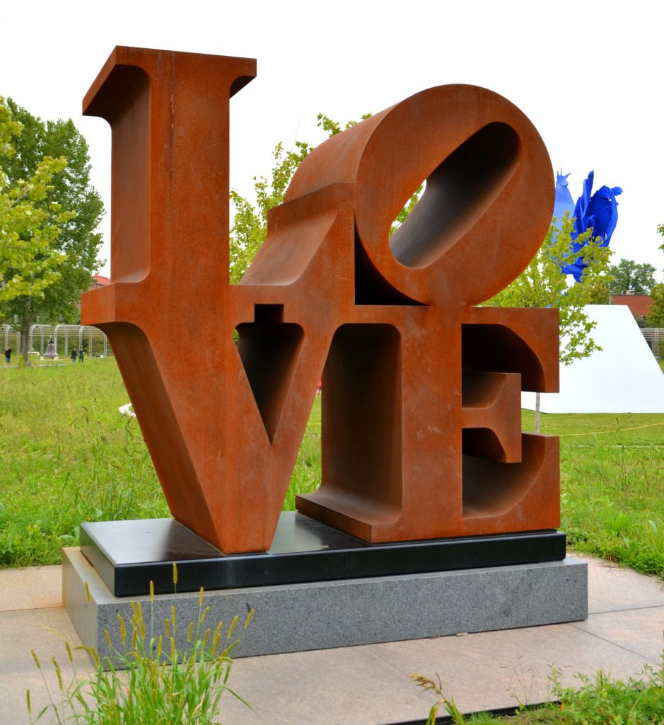 A Trip to the Minneapolis Sculpture Garden