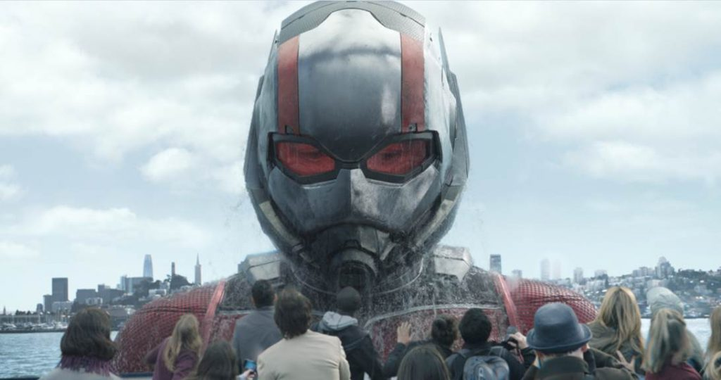 ANT-MAN AND THE WASP - Teaser Trailer & Poster