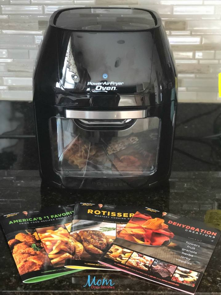 Power Airfryer Oven Giveaway