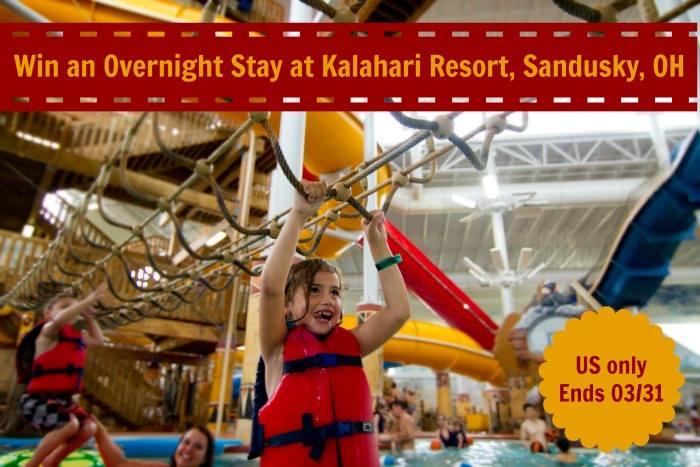 Kalahari Resort Giveaway