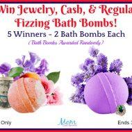 Bath Bomb Giveaway