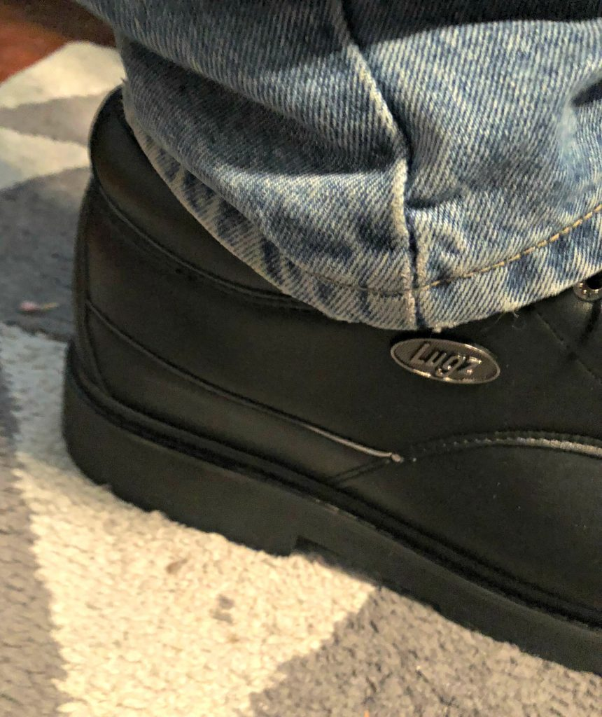 Lugz Review and Giveaway