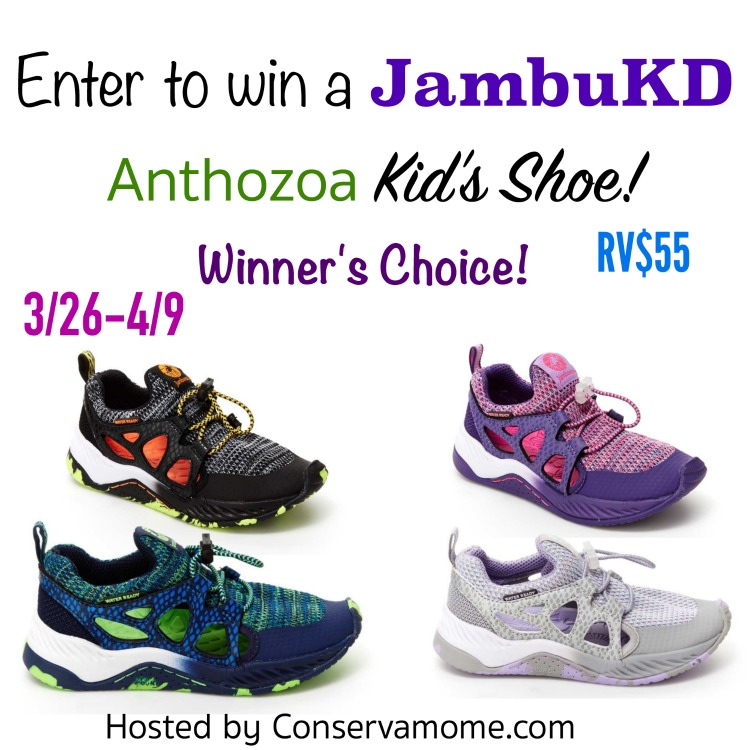 JambuKD Anthozoa Shoe Giveaway