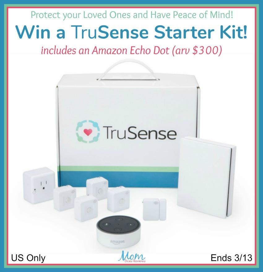 TruSense Starter Kit Giveaway