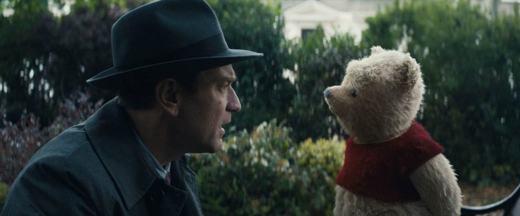 CHRISTOPHER ROBIN - Teaser Trailer & Poster Now Available