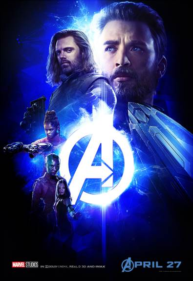 All New Marvel Studios' AVENGERS: INFINITY WAR Trailer and Poster Now Available