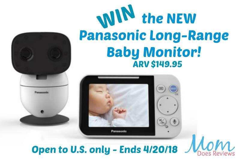 Panasonic Baby Monitor Giveaway
