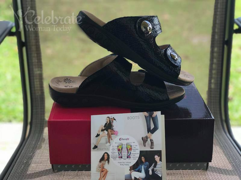 Therafit Sandals Giveaway