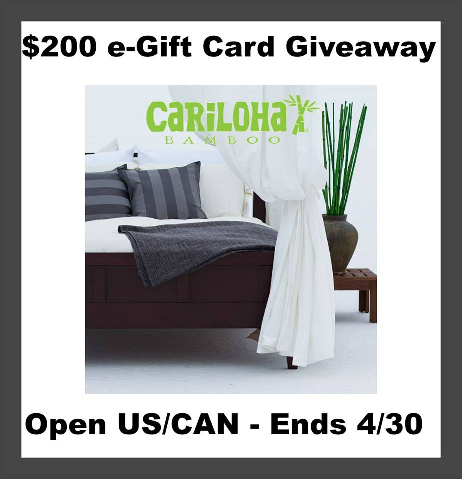 Cariloha Giveaway
