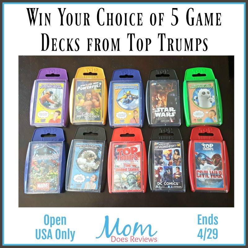 Game Deck Giveaway