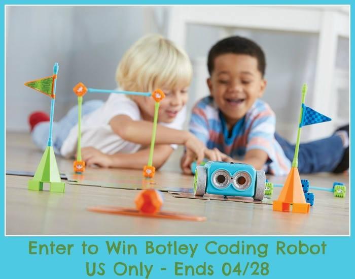 Botley Robot Giveaway