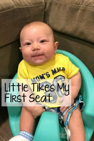 Little Tikes My First Seat