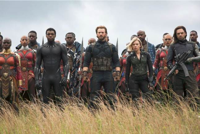 Marvel Studios' AVENGERS: INFINITY WAR New Featurette Now Available