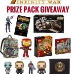 Avengers: Infinity War Giveaway