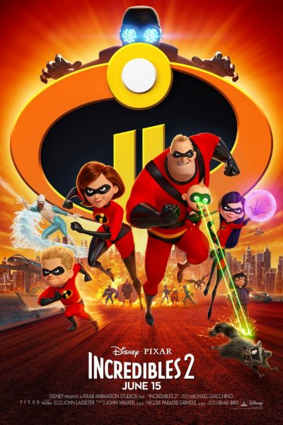 Disney•Pixar's INCREDIBLES 2 – New Trailer & Poster Now Available