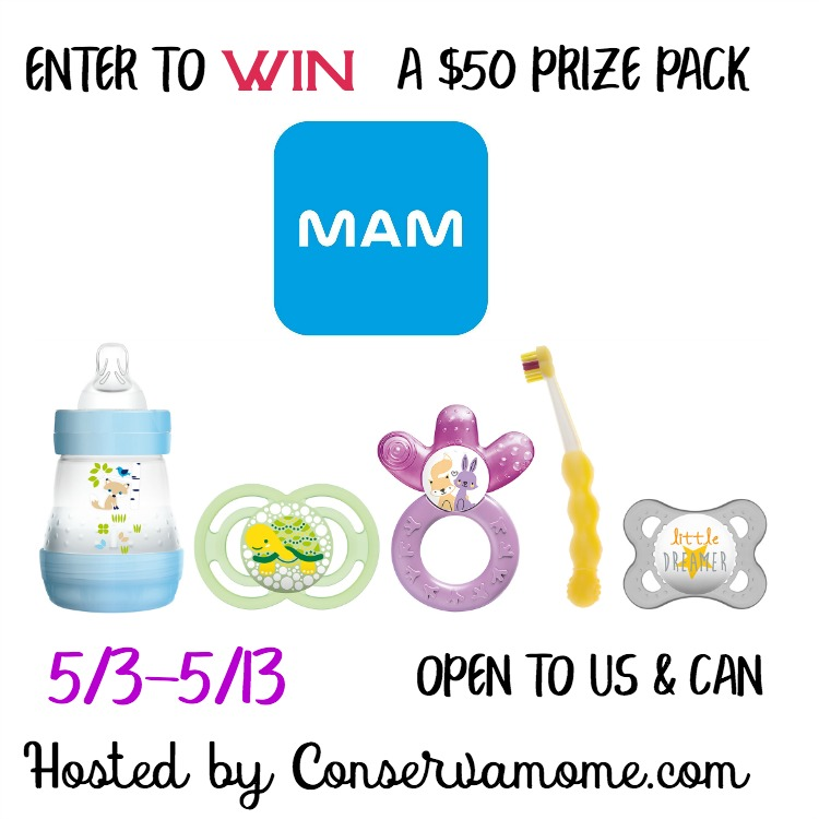 MAM Giveaway