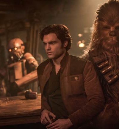 SOLO: A STAR WARS STORY – Now Playing in Theatres Everywhere