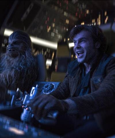 SOLO: A STAR WARS STORY – New Clip Now Available